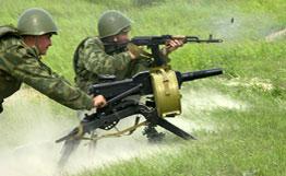 俄军在北高加索展开大规模军演八千人参加(图)