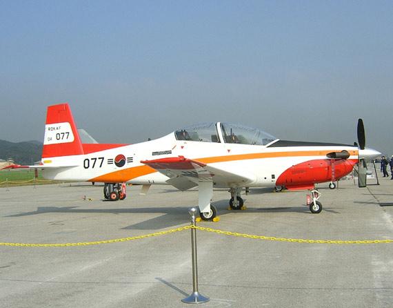 土耳其已经确认购买40架韩国KT-1基础教练机