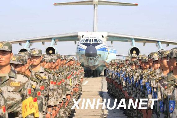 中国空军运输机部队渴望装备国产大飞机(图)