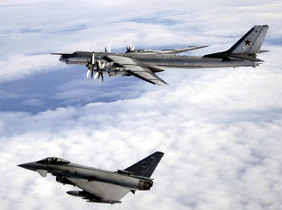 """空军世界 :: 图-95""""熊""""轰炸机"""