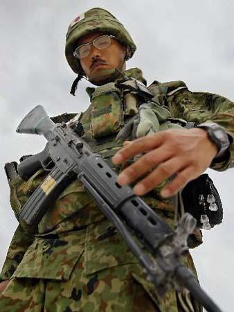 日防卫大臣称撤回自卫队不利于全球反恐作战