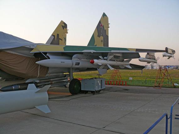 苏-35-1单座战机从2010年开始可供出口(图)
