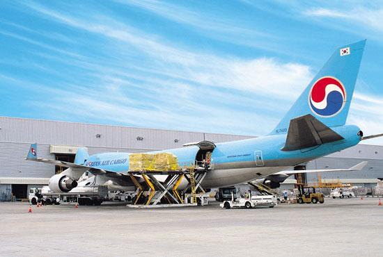 大韩航空开通德国慕尼黑货运航线