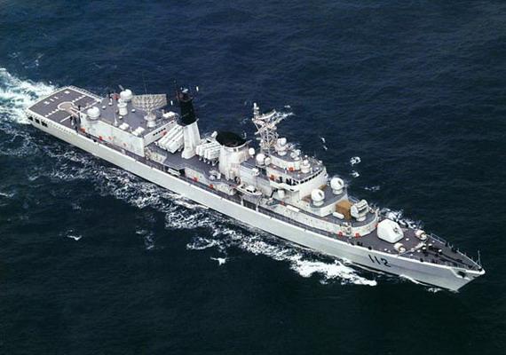 中国海军出访澳大利亚新西兰将举行军演
