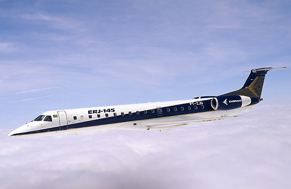 巴西航空工业公司ERJ145系统介绍