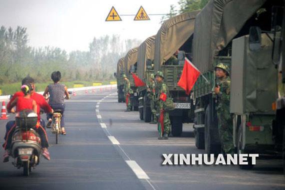 解放军特种部队军事手语普及到步兵部队(图)