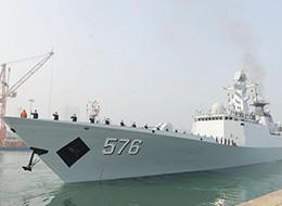 中国海军将出访新美加