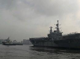 印度维拉特号航母退役