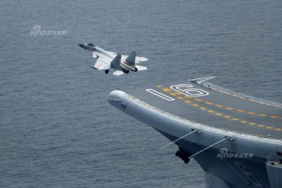 中印现役航母战力对比