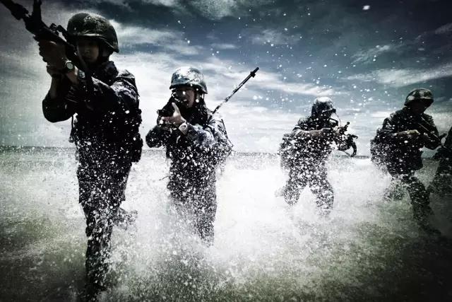 中国海军陆战队全球行动