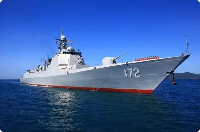 中国最强驱逐舰成长历程