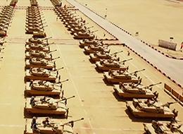 埃及军队发布震撼宣传片