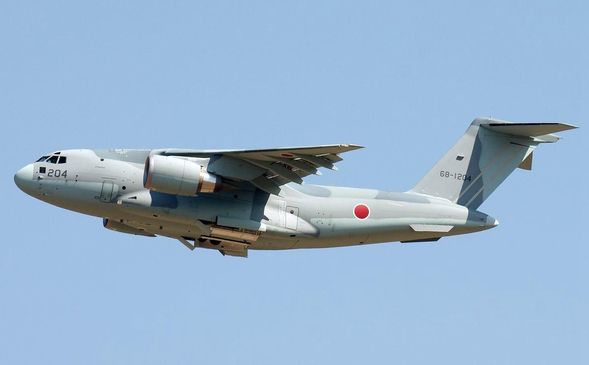 日本C2运输机正式服役