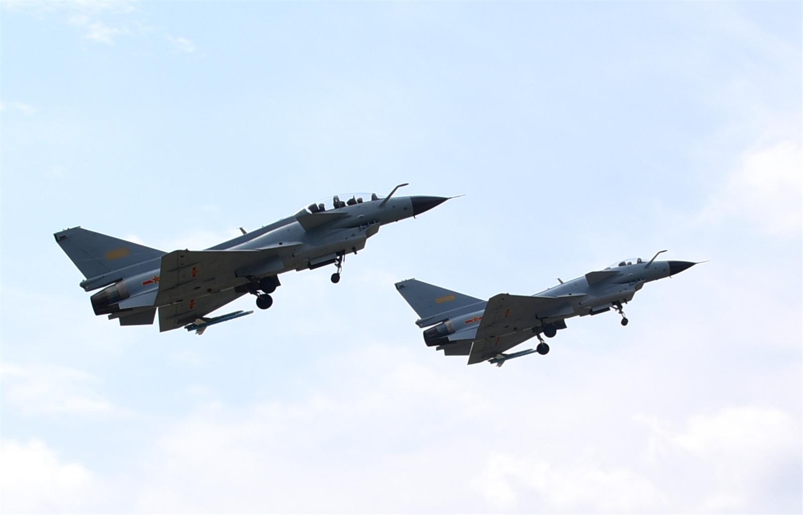 中国歼10A可升级相控阵