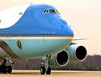 美总统专机绕飞南海空域