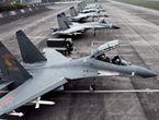 歼11驻扎西南震慑印度