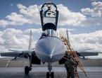 哈萨克斯坦装苏30SM战机