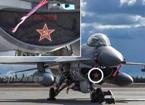 美F16画这标志对华挑衅