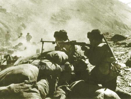 回眸1962年中印战争