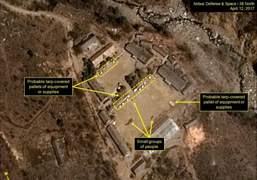 朝鲜核试验或已准备就绪