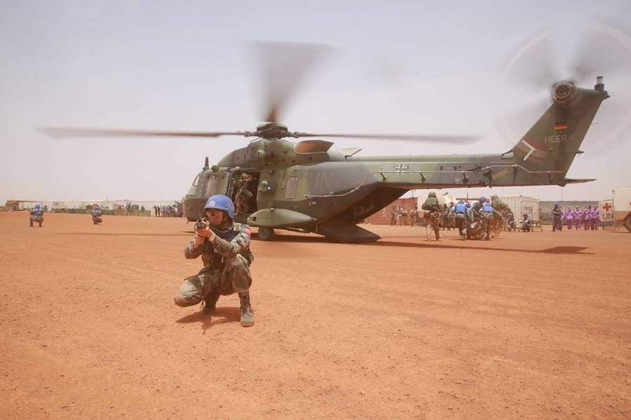 体验欧洲最先进直升机