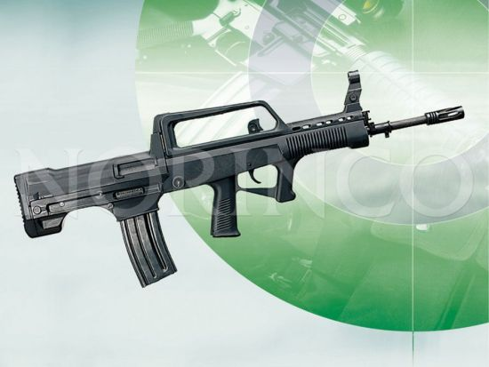 菲律宾接装中国97式步枪