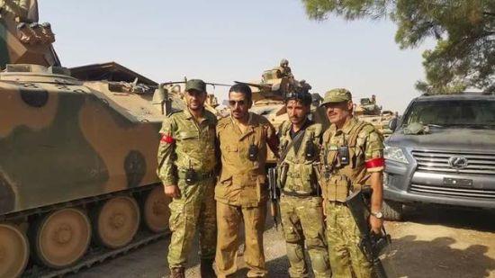 土军坦克入叙利亚打击IS
