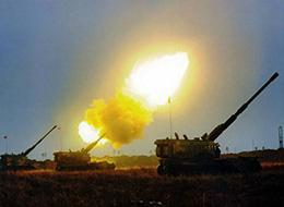 中美俄自行火炮大对比