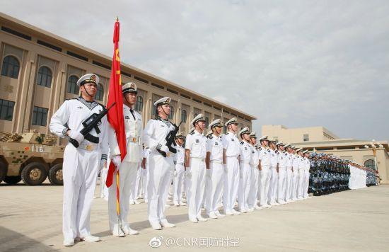 中国首个海外基地已启用