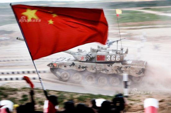 展示中国96B大获全胜