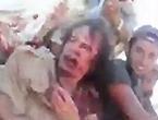 卡扎菲死前最后画面曝光