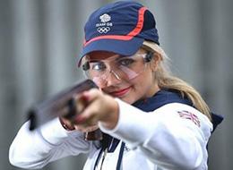奥运金发神枪手超级性感