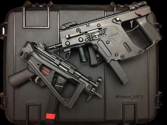 枪械美女总有一款适合你