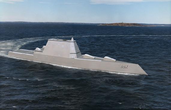 外军观察:美国海军新舰艇从远洋走向近海(图)