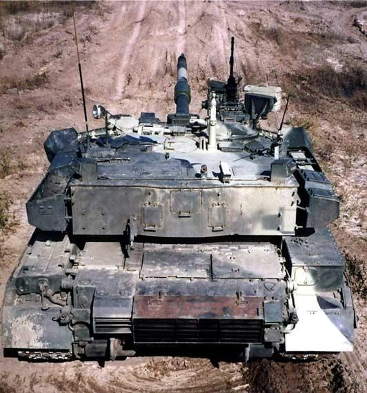 乌克兰雅塔甘主战坦克可使用多种燃料(图)