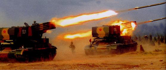 解放军战力结构须由步兵主战转向火力主战(图)