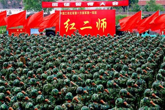 中国铁军主战坦克射程达到世界最先进坦克水平