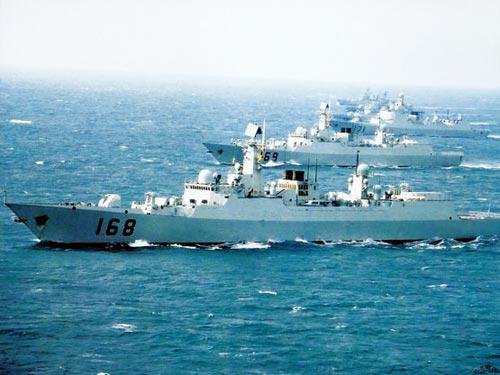 日本启用先进侦测站严密监控解放军战舰军机