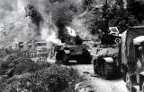 图文:被炸毁的印军装甲部队