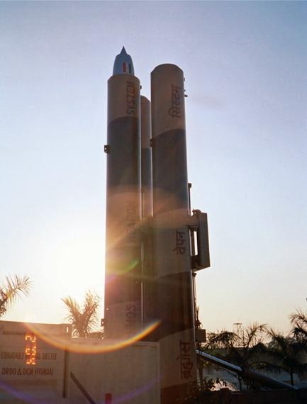印度打造海陆空战略核力量可能已有60枚核弹