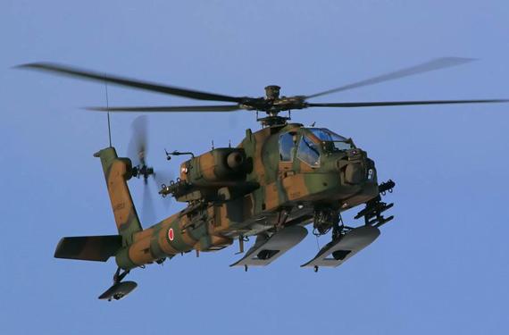 日本因成本过高停止订购AH-64D攻击直升机(图)