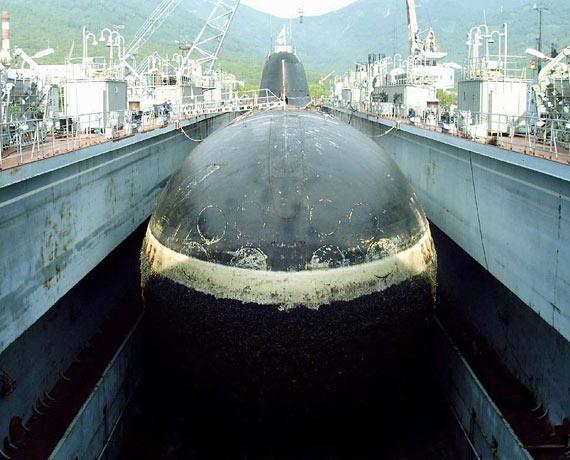 印度核潜艇历时30年即将建成计划2009年服役