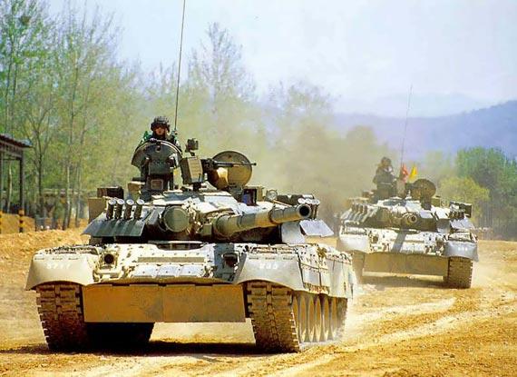 T-80U 苏联