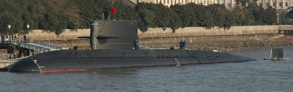 欧洲称元级潜艇迫使美国更新全部舰艇反潜系统