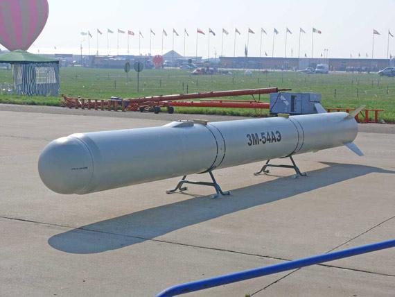 俄展示俱乐部导弹系统空射型装备苏35主销中国