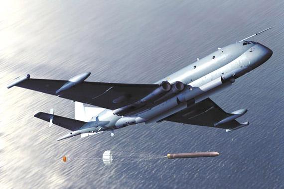 英国军费吃紧:新型猎迷侦察机用旧机身改造