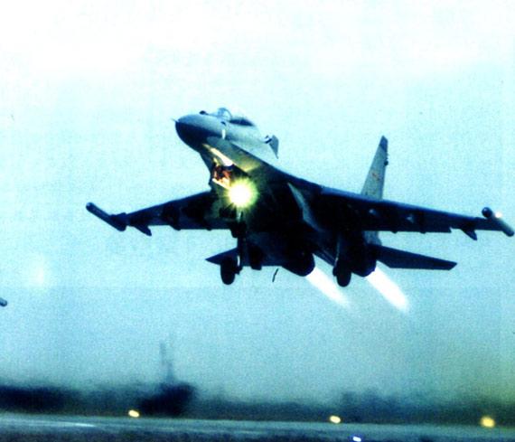 中国专家称苏-30MKK空战不如歼11及F-15E(图)