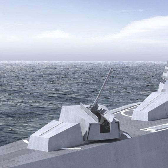 DDG1000战机火力不是一般舰艇可比(图)