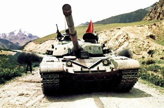 战车高原试验计划被没有预兆的天气状况打乱