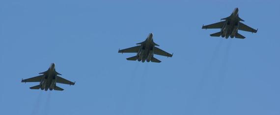 印度空军期待参加明年美国空军红旗军演(图)